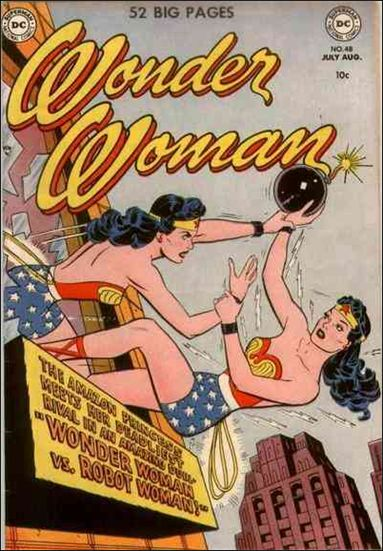Wonder Woman (1942) 48-A by DC