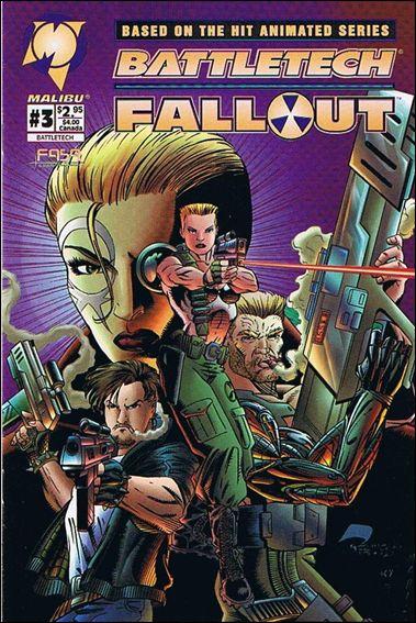 BattleTech: Fallout 3-A by Malibu
