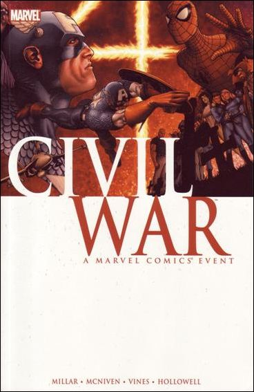 Civil War (2007) nn-A by Marvel
