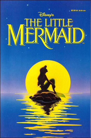 Little Mermaid 1-A by Disney