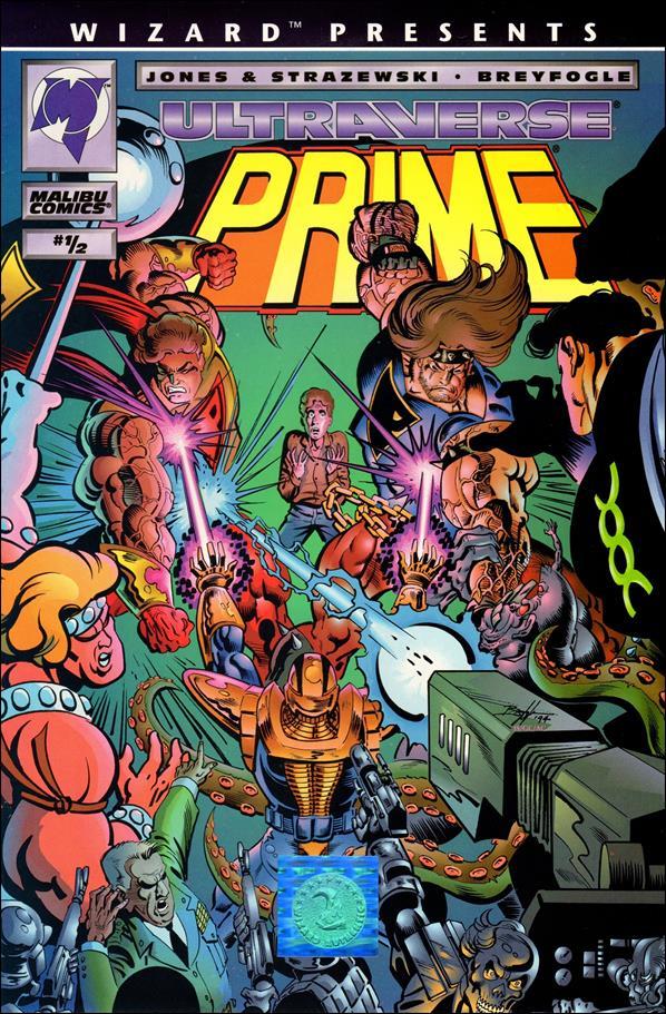 Prime (1993) 1/2-A by Malibu