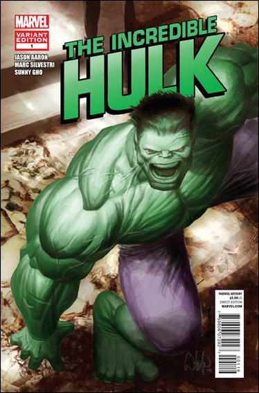 Incredible Hulk (2011)  1-F by Marvel