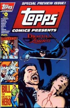 Topps Comics Presents 0-A by Topps
