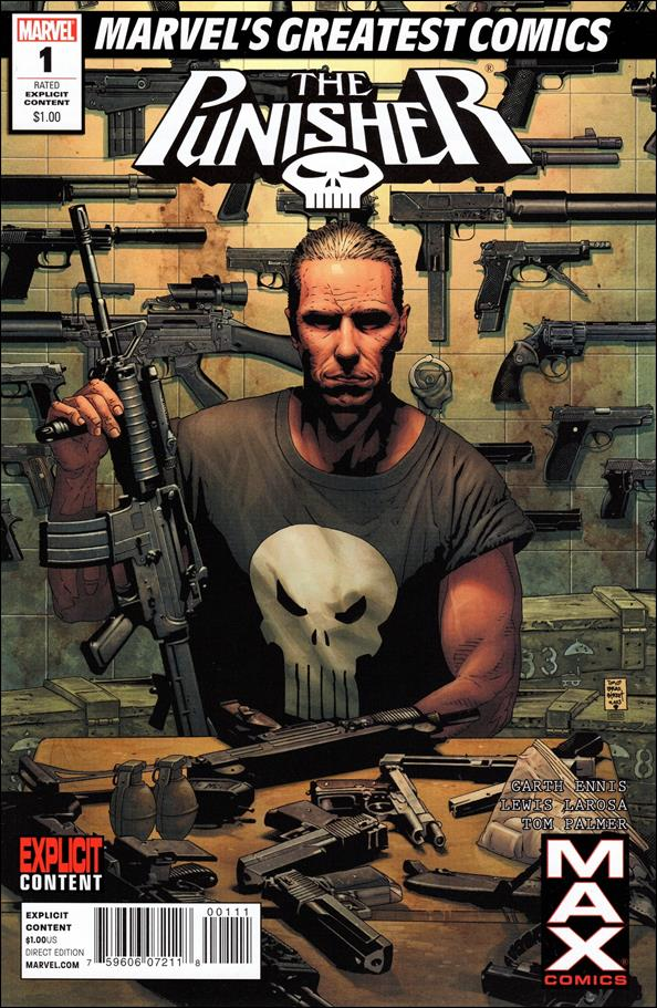 Punisher (2004) 1-B by Max