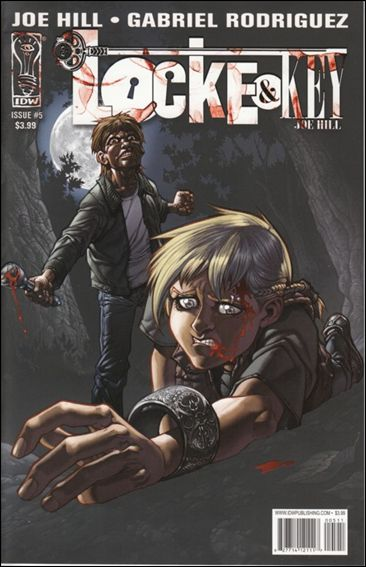 Locke & Key 5-A by IDW