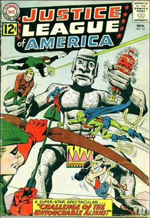 Justice League of America (1960) 15-A