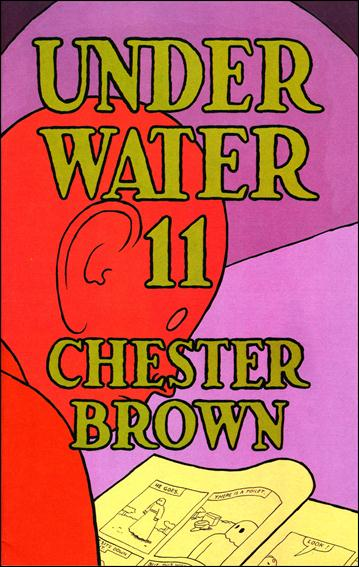 Underwater 11-A by Drawn and Quarterly