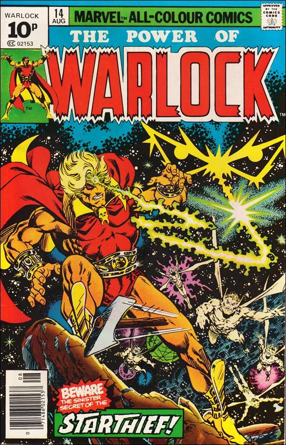Warlock (1972) 14-C by Marvel