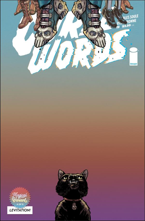 Curse Words 19-B by Image