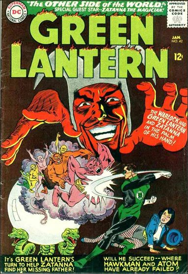 Green Lantern (1960) 42-A by DC