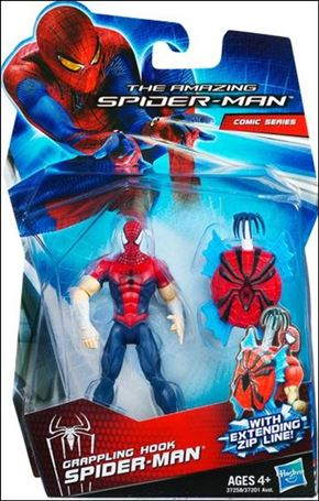 Amazing Spider-Man (2012) Grappling Hook Spider-Man (Comic Series)