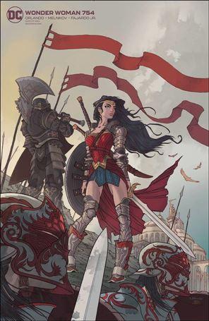 Wonder Woman (1942) 754-B