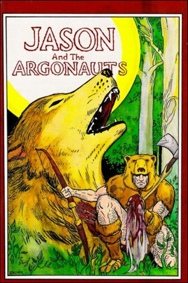 Jason and the Argonauts (1990) 5-A by Tome