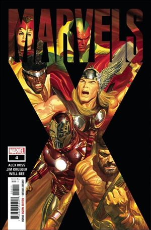 Marvels X 4-A