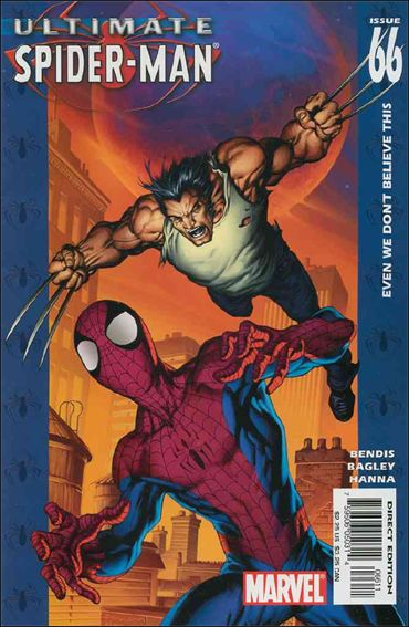 Ultimate Spider-Man (2000) 66-A by Marvel