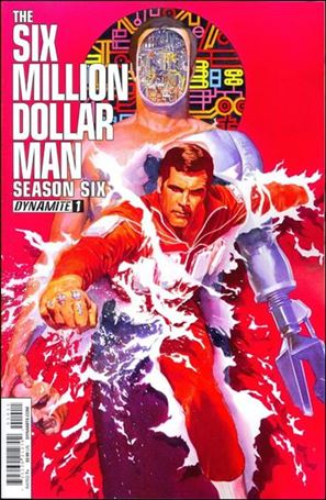 Six Million Dollar Man: Season Six 1-A