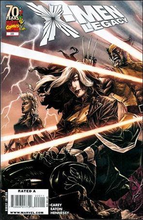 X-Men Legacy (2008) 220-A