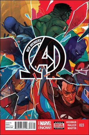 New Avengers (2013) 23-A