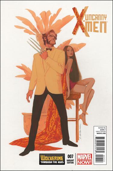 Uncanny X-Men (2013) 7-B by Marvel