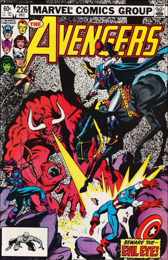 Avengers (1963) 226-A by Marvel