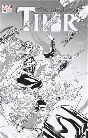 Mighty Thor (2016) 700-I