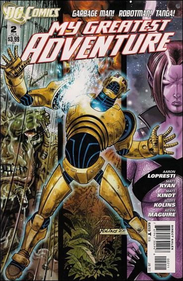 My Greatest Adventure (2011) 2-A by DC