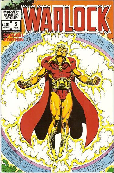 Warlock (1982) 5-A by Marvel