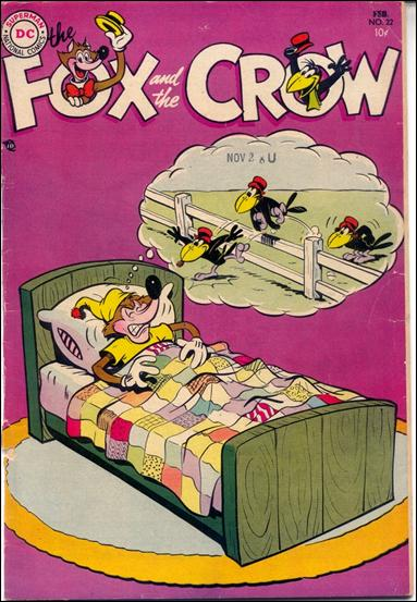 Fox and the Crow 22-A by DC