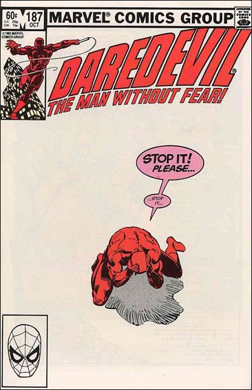 Daredevil (1964) 187-A by Marvel