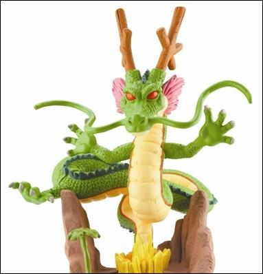 Dragon Ball Z: Ultimate Collection (Series 1)  Shenron (7 Piece Build-a-Figure) by Bandai