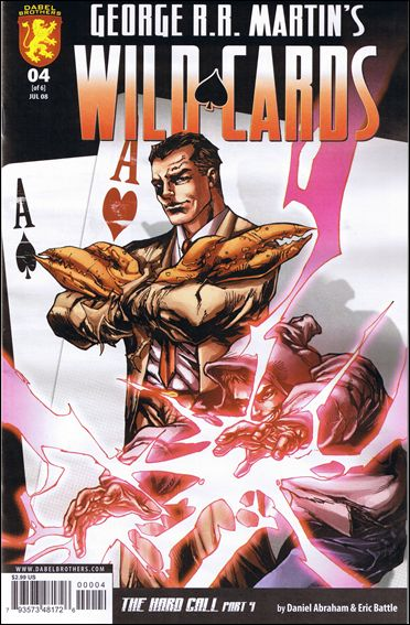 George R.R. Martin's Wild Cards: The Hard Call 4-A by Dabel Brothers (DB) Productions