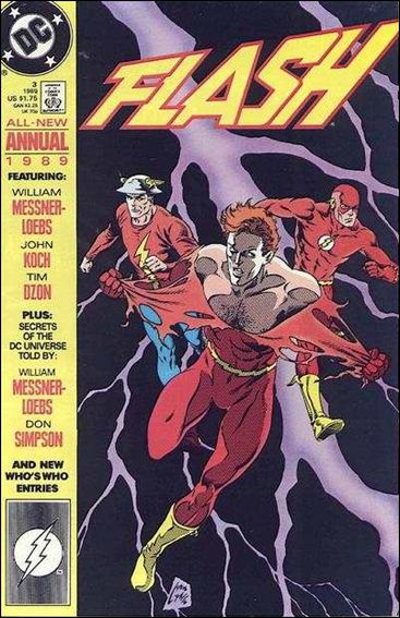 Flash Annual  3-A by DC