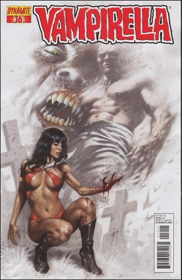 Vampirella (2010) 16-B by Dynamite Entertainment