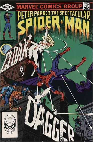 Spectacular Spider-Man (1976) 64-A by Marvel
