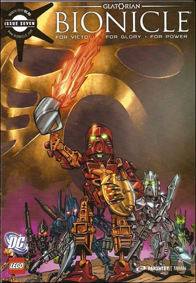 Bionicle Glatorian 7-A by DC