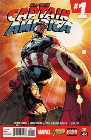All-New Captain America 1-A