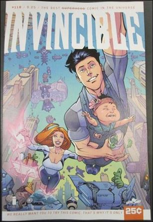 Invincible 118-B