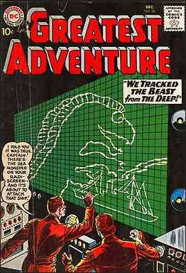 My Greatest Adventure (1955) 50-A by DC