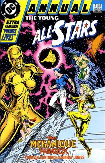 Young All-Stars Annual 1-A by DC