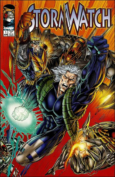 StormWatch (1993) 21-A by Image