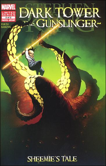 Dark Tower: The Gunslinger - Sheemie's Tale 2-A by Marvel