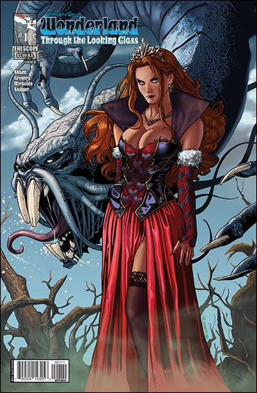 Grimm Fairy Tales Presents Wonderland: Through the Looking Glass 1-A by Zenescope Entertainment