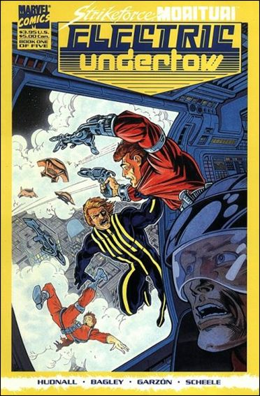 Strikeforce: Morituri: Electric Undertow 1-A by Marvel