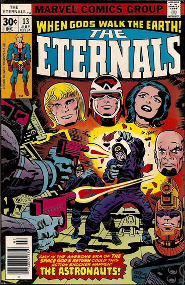 Eternals (1976) 13-A by Marvel