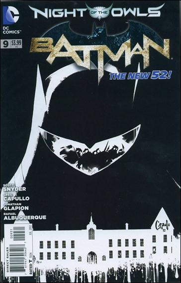 Batman (2011) 9-E by DC