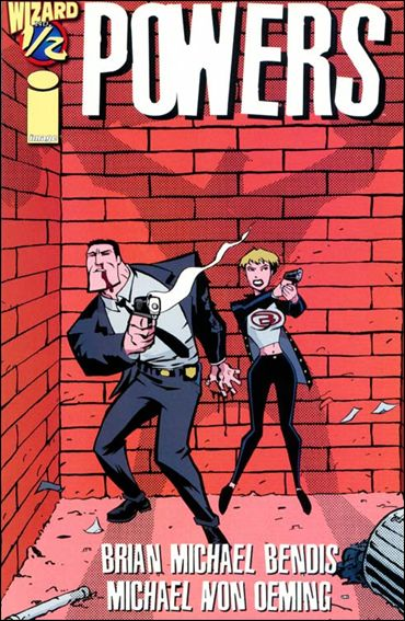 Powers (2000) 1/2-A by Image