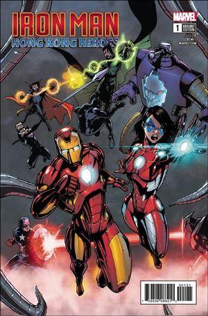 Iron Man: Hong Kong Heroes 1-C