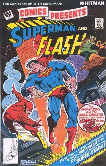 DC Comics Presents (1978) 1-B by DC