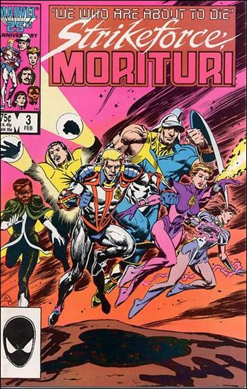 Strikeforce: Morituri 3-A by Marvel