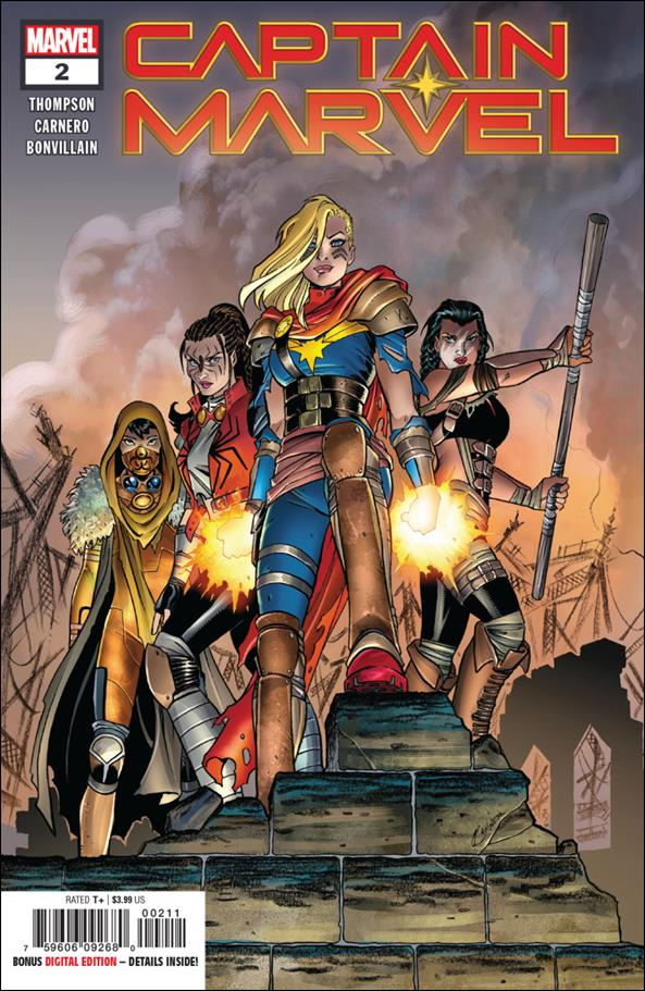 Captain Marvel (2019) 2-A by Marvel